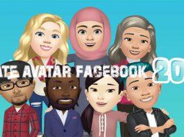 Create Avatar Facebook 2021