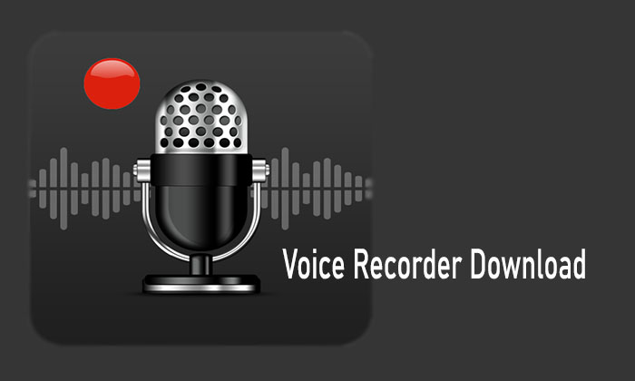 Voice Recorder Download - Download the Best Voice Recorder App for Free